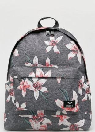 Рюкзак roxy- компактный рюкзак для прогулок и повседневной носки.