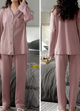 Жіноча піжама { домашній одяг}