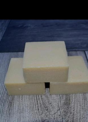 Натуральное мыло с оливкового масла