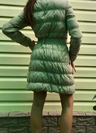 Зимняя куртка-пуховик mango