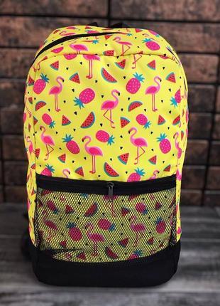 Рюкзак фламінго