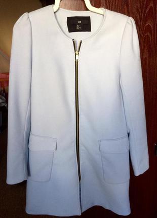 Шикарне пальто h&m