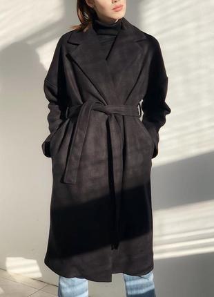 Кашемировое пальто (все расцветки)