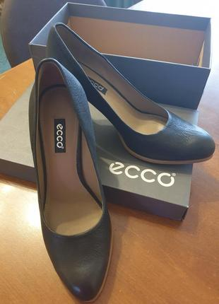 Туфли экко женские