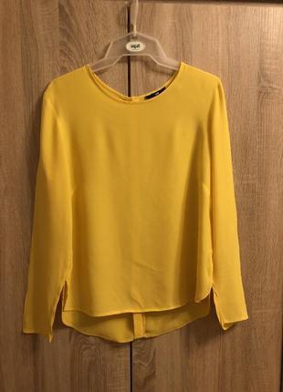 H&m блуза оригинал шёлк вискоза