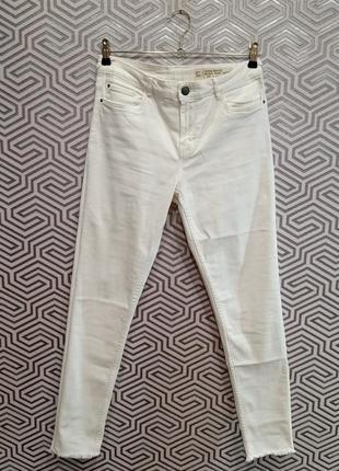 Стильные белые джинсы esmara love denim