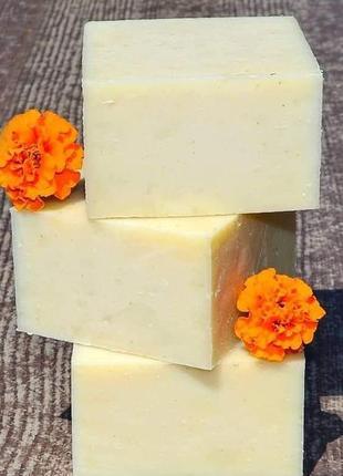 Натуральное хозяйственное мыло с нуля, универсальное