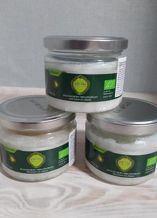 Натуральное нерафинированное кокосовое масло koko king 200мл