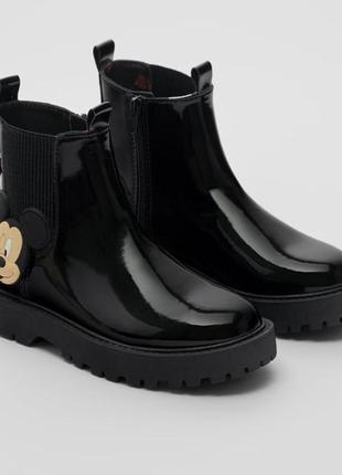 Ботинки деми zara