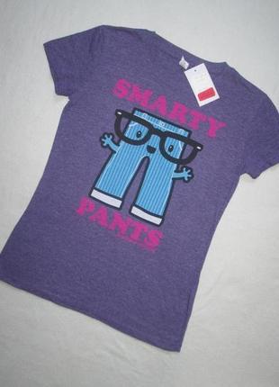 Суперовая хлопковая стильная модная футболка сиреневый меланж с надписью tultex