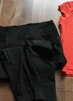 Спортивные лосины штаны повседневные zara