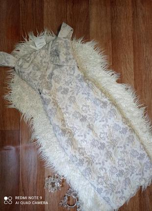 Платье нарядное по фигуре asos