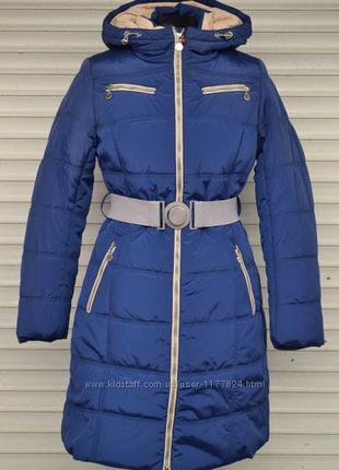 Акция женские пальто на холлофайбере snowimage по супер цене, пуховики зима xl, xxl