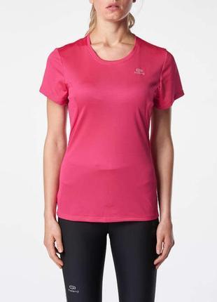 Яркая спортивная майка футболка для бега