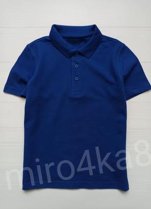 Новая футболка  поло для мальчика george от 4 до  12 лет