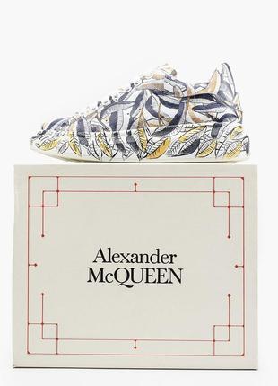 Женские кроссовки alexander mcqueen custom