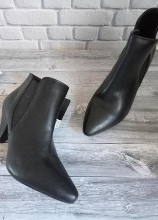 Ботиночки ботинки esmara 38р - 25-25,5 см, новые сток германия