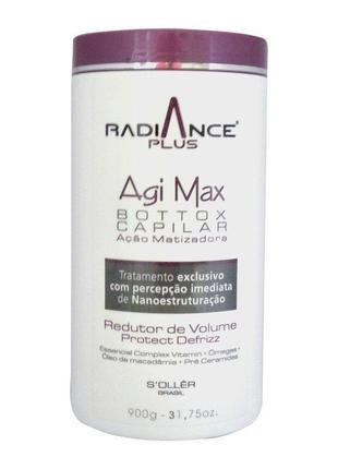 Agi max botox capilar ботокс для волос