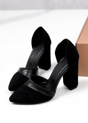 Туфли женские 11322 🌼