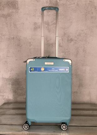 Качественный чемодан из поликарбоната, ударостійка якісна валіза airtex paris