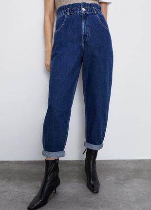 Распродажа!!! актуальные джинсы слоучи винтаж ретро тренд slouchy