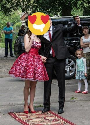 Коктейльное платье. выпускное платье.