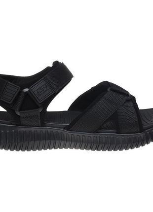 Модные мужские сандали скетчерс /оригінальні чоловічі сандалі skechers