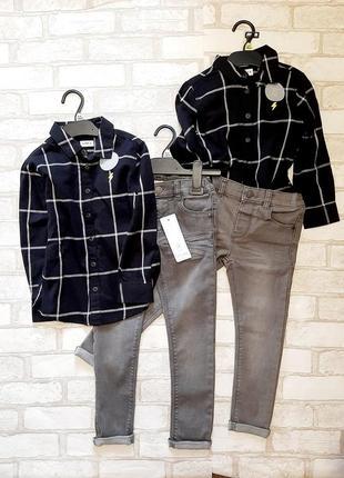 Костюм для мальчика,джинсы,рубашка