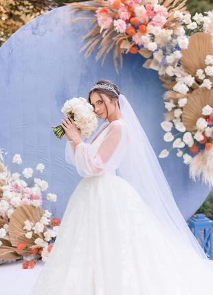 Весільна сукня milla nova  зі знижкою 70%