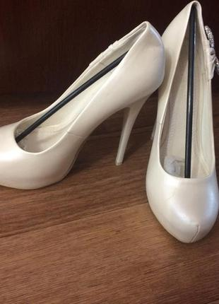 Свадебные туфли - louisa peeress