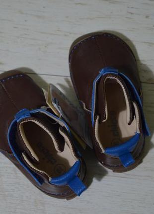 Детская обувь ботинки chicco
