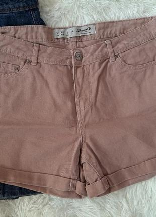 Идеальные джинсовые шортики