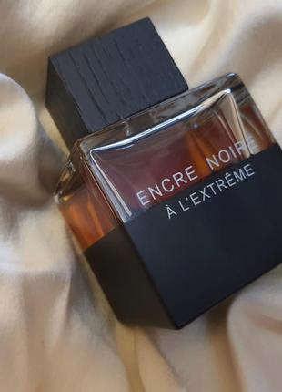 Lalique encre noire a l`extreme, парфюмированная вода, 100 мл
