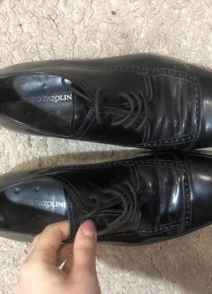 Туфли классические carlo pazolini