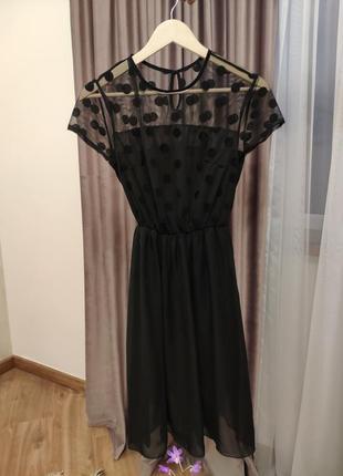 Елегантне плаття zara розмір s,m