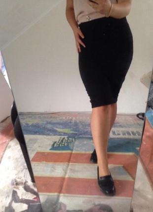 Базовая юбка \юбка миди