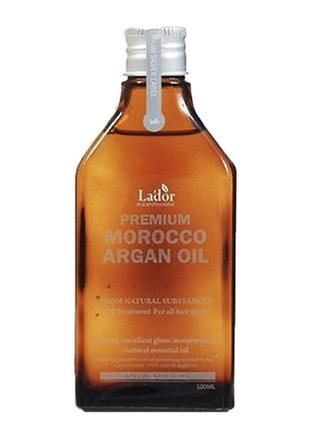 Марокканское аргановое масло для волос