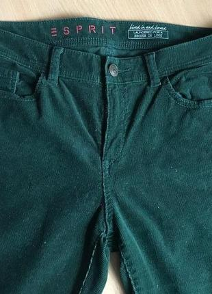 Джинсы брюки esprit, премиальная коллекция, размер 34 (d 40) на наш 48-50