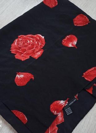 Шикарний платок шовковий andrea cipo