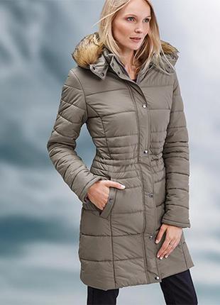 Стильное зимнее пальто 46 (40)