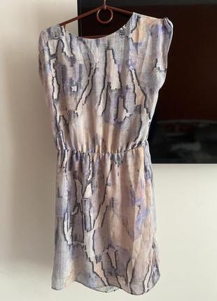 Платье mango замер xs-s
