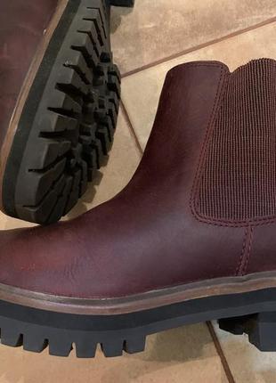 Timberland ботиночки челси 38р