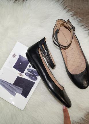 (37р./24см) next! кожа! комфортные туфли в классическом стиле