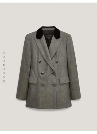 Новый пиджак massimo duty