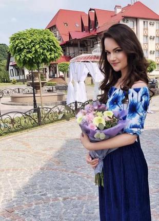 Очаровательная блузка  актуальный цвет