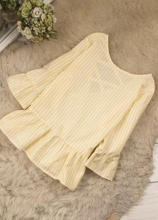 Качественная стильная блуза от primark  рр 14 наш 48
