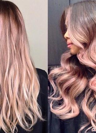 Профессиональная краска для волос ticolor (италия)
