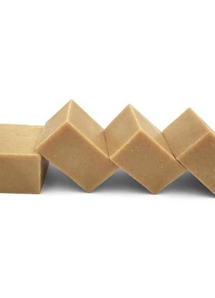 Гатуральное хозяйственное мыло с горчицой
