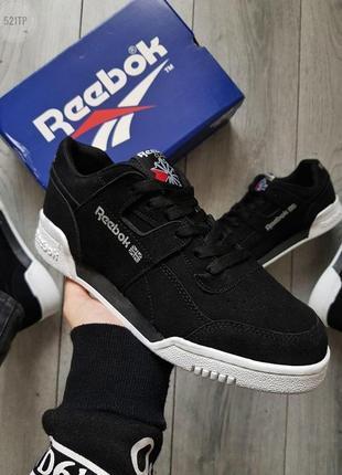 Стильные, замшевые кроссовки