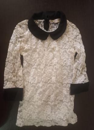 Гипюровые блузы